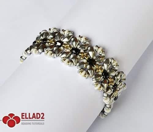 Kralen Tutorial Diamonduo Armband Beadhouse