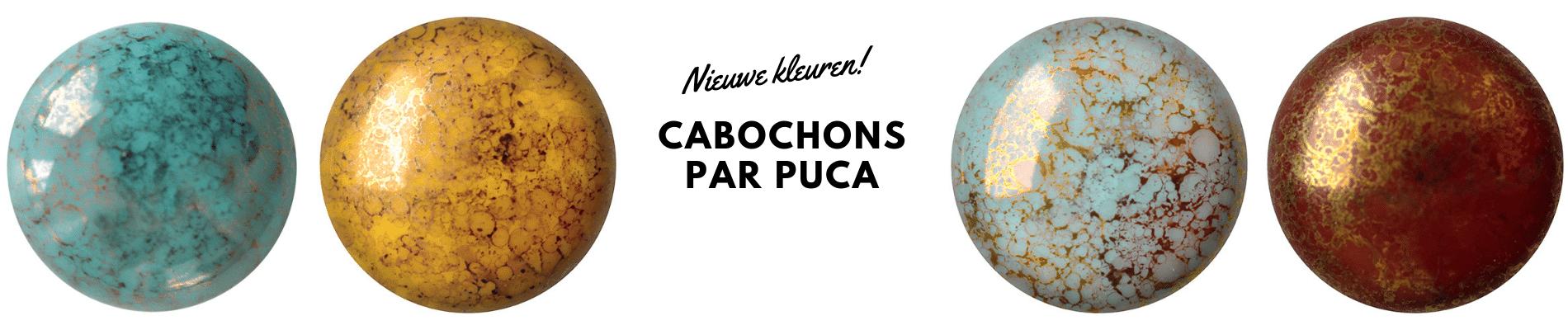 Amos par Puca-Beadhouse.nl