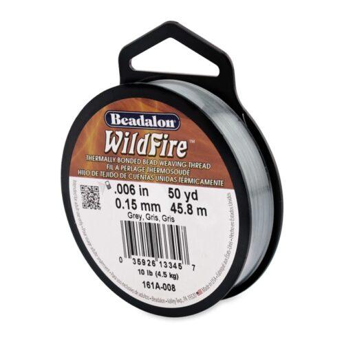 Beadalon Wildfire Grey-Beadhouse.nl