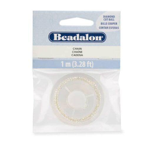 Beadalon Ball Chain-Beadhouse.nl