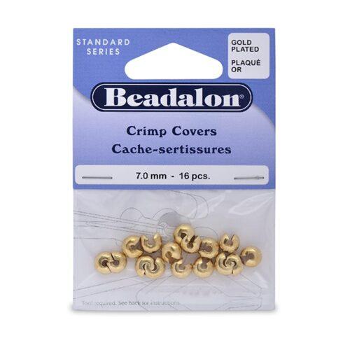 Beadalon Crimp Covers-Beadhouse.n
