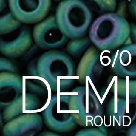 Toho Demi Round 6/0