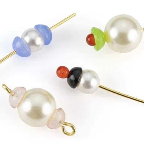 CzechMates Teacup Beads