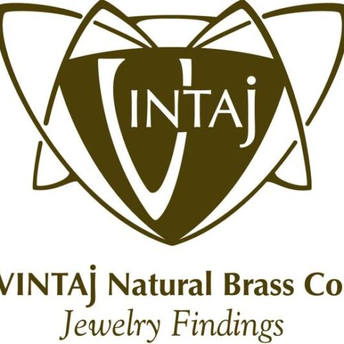 VINTAJ Natural Brass