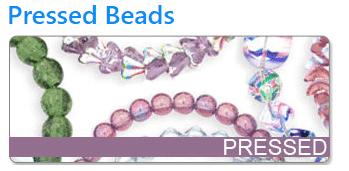 Pressed Beads