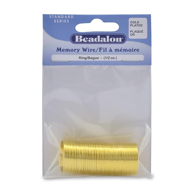 Beadalon Memory Wire Ring-Beadhouse.nl