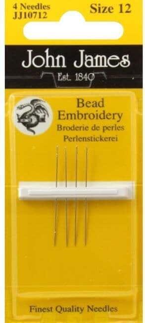 John James Beading Needles-Beadhouse.nl