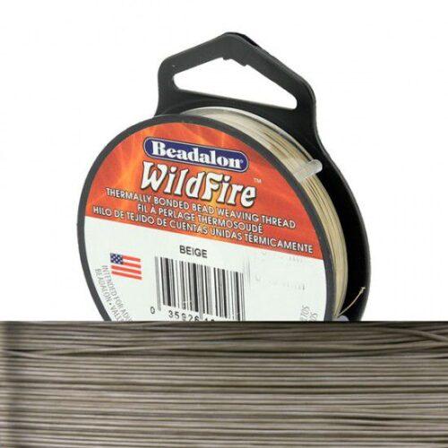 Beadalon Wildfire Beige-Beadhouse.nl