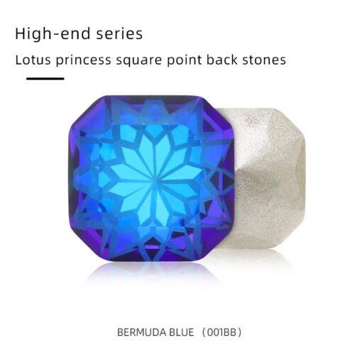 Lotus Square Stones-Beadhouse.nl